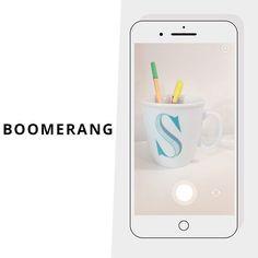 app fotos celular boomerang