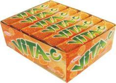 O que dizer de um drops que tinha como marketing conter vitamina C? | 25 doces da sua infância que faziam você perder a linha na vendinha
