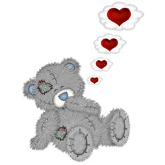 valentine_tatty_Teddy_Clipart_3.png 400×400 pixels