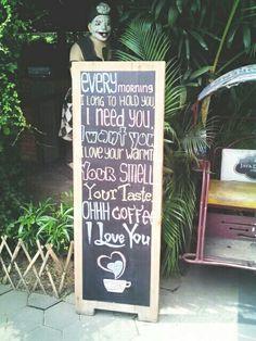 Board coffee