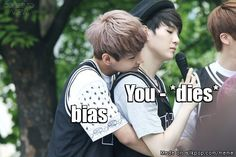 If your bias gave you a backhug♡♡ (I WOULD ACTUALLY DIE)