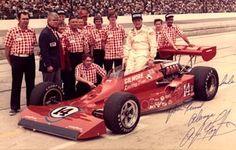 70's Indy Car Designs