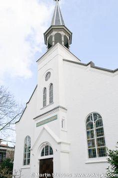 Witte Kerkje, Baarn, Utrecht.