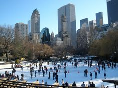 Christmas in New York, I want to go back so bad, something I will never forget:)
