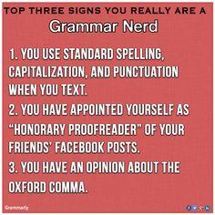 Are you a grammar nerd? Prove it.