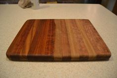 Your butcher block will get a new lease on life when you try this quick tip.