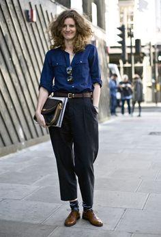 London Old Sorting House, LFW   Street Fashion   Street Peeper   Global Street Fashion and Street Style