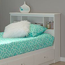 I stumbled upon the abovephoto on Pinterest when I was searching for storage bed idea for my son and daughter. It was very popular because it's such a great space-saving solution with beautiful design. Most parents just place the two beds parallel against oppositewalls in the rooms, leaving the space …