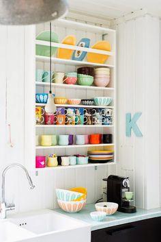 design is mine : isn't it lovely?: INTERIOR INSPIRATION : ON DISPLAY.