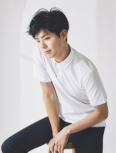 Park Bo Gum Models for Fashion Apparel TNGT