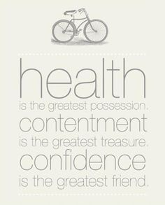 Take care of your soul and your body will follow. #Health