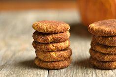 Grain-Free Pumpkin Snickerdoodles