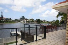 Waterfront On Saxonvale, a Gold Coast Waterfront Waterfront House with Pool | Stayz