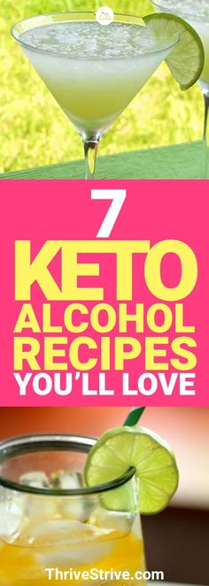 Keto Alcohol Recipes: 7 Drinks Safe for the Ketogenic Diet If you're looking to drink on a ketogenic diet, look no further. Here are 7 keto alcohol recipes that are going to keep you in ketosis while you're out having fun. Cyclical Ketogenic Diet, Ketosis Diet, Ketogenic Diet Meal Plan, Diet Plan Menu, Keto Diet Plan, Ketogenic Recipes, Keto Recipes, Paleo Diet, Atkins Diet