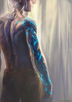 Rowan Whitethorn - Trono de Vidro