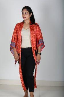 Women's Wrap Top Kimono Top Kimono Style Blouse | Etsy Bohemian Blouses, Boho Tops, Short Kimono, Kimono Top, Cardigans For Women, Blouses For Women, Shrugs And Boleros, Hippie Dresses, Kimono Fashion