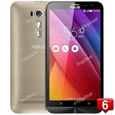 "ASUS ZenFone 2 Laser ZE601KL 6\"" FHD MSM8939 Octa-core 64-bit Android 5.0 4G Phone 3GB RAM 32GB ROM Gorilla Glass 4 P04-ASLAS"