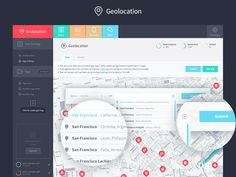 Geolocation Filters by Jawad Š