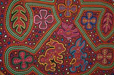 Molas from Panama | Flickr - Photo Sharing!