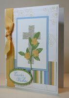 Stampin' Up! Easter Card  by Krystal's Cards and More: 2009