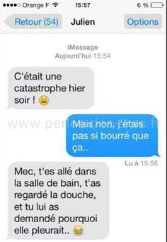 douche bourré perles des sms Funny Minion Memes, Funny Video Memes, Funny Jokes, Hilarious, Funny Images, Funny Pictures, Insta Message, Minions, Lol