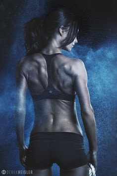 Inspirational Female Body. #woman #fitness #sport