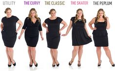 New line of plus-size LBDs at Wal-Mart. Launching in March. 20 bucks each