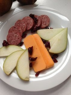 Healthy snacking from Hickory Farms