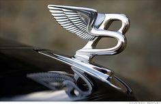 hood ornaments - Bentley