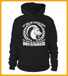 DECEMBER BIRTHDAY DECEMBER SHIRTS - Geburtstag shirts (*Partner-Link)