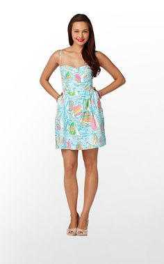 Georgie Dress in You Gotta Regatta $188 (w/o 5/12/12) #lillypulitzer #fashion #style