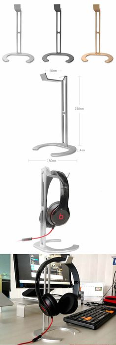 Aluminum Headphone Stand Holder Hanger