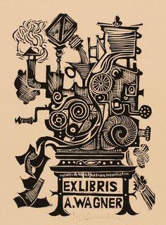 Siegmund Hammermann, Art-exlibris.net