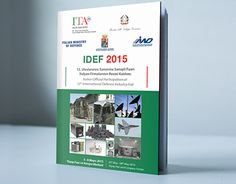 """Check out new work on my @Behance portfolio: """"Italian Trade Agency İDEF 2015 Trade show materials"""" http://on.be.net/1BMeIRn"""