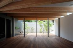 Project: Lean-to House - KINO architects