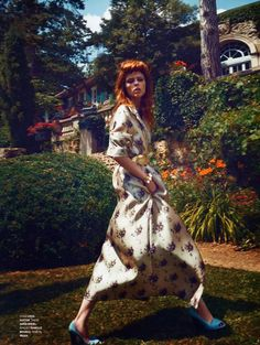 Coco Rocha Stuns In L'officiel Russia October 2013 For Federico DeAngelis - 8 Style   Sensuality Living - Anne of Carversville Women's News...