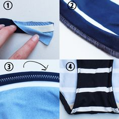 Swimsuit Sewing Tips | Sew Mama Sew | Outstanding sewing, quilting, and needlework tutorials since 2005.