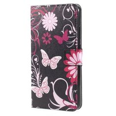 Housse Huawei Honor 8 Pro - Papillons et Fleurs