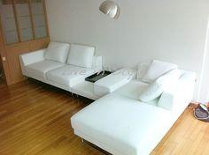 L-Shape Leather Sofa - Max2917