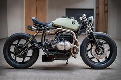 Amsterdam-based Ironwood Motorcycles has been cranking out custom bikes since 2012. A BMW specialist, Ironwood's take on the BMW R80 is an excellent example of their craft. The bike features a massive list of customizations, with a unique rear subframe...