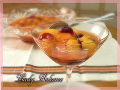 Macedonia fredda di frutta