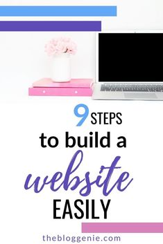 Need a website but don't know where to start? Check out these 9 simple steps that will help you build a website easily. Make Money Blogging, Make Money Online, How To Make Money, Wordpress Website Design, Building A Website, Website Maintenance, Mean People, Free Blog, Wordpress Plugins