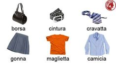 Shopping in Italy – WHAT 1 - Learn Italian