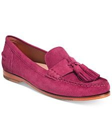 Cole Haan Pinch Grand Tassel Flats