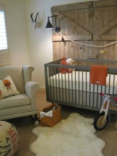 Nursery by Sherry Hart, as seen in House of Fifty Mag