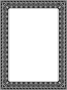 Download file desain frame border berformat vector Wedding Invitation Background, Wedding Invitations, Microsoft Excel, Microsoft Office, Free Certificate Templates, Boarder Designs, Page Borders, Line Art, Bugatti