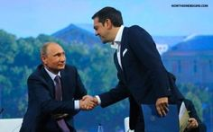 Alexis Tsipras Signs 11th Hour Deal With Putin To Save Greece From Financial Ruin