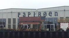 Paper Island warehouse