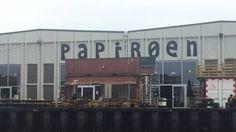 Paper Island warehouse