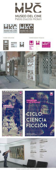 museo del cine / identidad on Behance